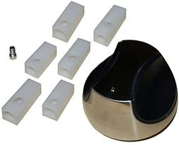 Music City Metals 02342 Plastic Control Knob Replacement for