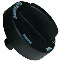03203 Plastic Control Knob Replacement For Select Ducane Gas