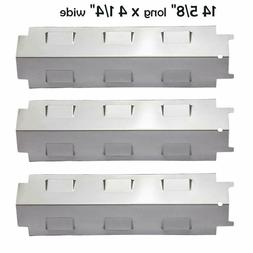 14 5/8'' Grill Heat Tent Plate Shield for Charbroil Gas BBQ