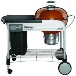 Weber 15502001 Performer Deluxe Charcoal Grill, 22-Inch, Cop