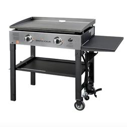 28 outdoor flat top gas grill 2