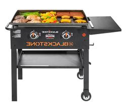 Blackstone 28in 2 Burner Gas Portable Griddle Grill Barbecue