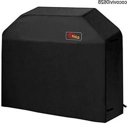 VicTsing 3-4 Burner Gas Grill Cover Heavy Duty Fits Most Bra