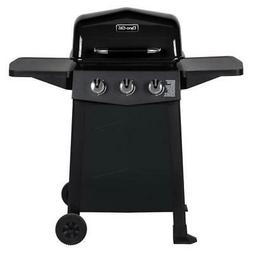 Dyna Glo Propane Gas Grill 3 Burner Open Cart Stainless Stee