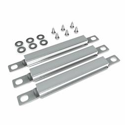 3 Pack 7 1/4 in Cross-over Tube Burner Replacement Part for