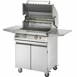 """30""""PGS Newport Legacy Natural Gas Grill w/ Rotisserie on Car"""
