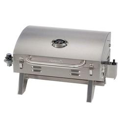 Smoke Hollow 305 sq. in. Portable Propane Gas Grill in Stain