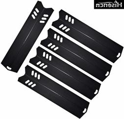 4/5PCS Gas Grill Heat Plate Shield Replacement for Backyard,