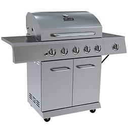 Dyna-Glo 5-Burner Propane Gas Grill with Cabinet