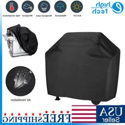 "57"" BBQ Gas Charcoal Grill Cover Barbecue Outdoor Waterproof"