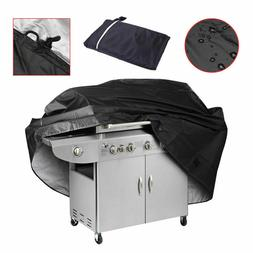 """57"""" BBQ Gas Grill Cover Barbecue Waterproof Outdoor Heavy Du"""