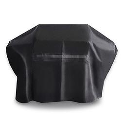 iCOVER-Grill-Cover- 60 Inch UV Resistant 600D Heavy-Duty Wat