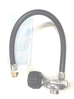 Weber 69891 Hose & Regulator QCC1 LP 17""