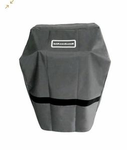 "KitchenAid 700-0891 28"" Wide Gas Grill Cover, Gray FREE SHIP"