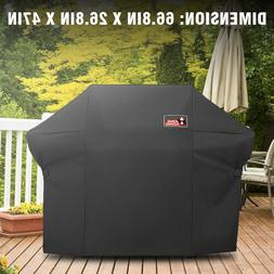 Kingkong 7108 Premium Gas Grill Cover for Weber Summit 400-S