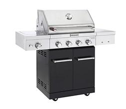 KitchenAid 720-0954A Full-Size Propane Gas Grill, Black
