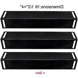 BBQ Mart 92151  Porcelain Steel Heat Plate Replacement for S