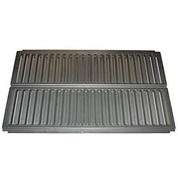 Music City Metals 99721 Stainless Steel Heat Plate Replaceme