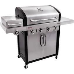 Char-broil Tru-infrared - Signature Gas Grill - Silver/black