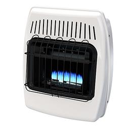 Dyna-Glo BF10NMDG 10,000 BTU Natural Gas Blue Flame Vent Fre