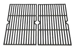 Hongso PCB152 Universal Gas Grill Grate Cast Iron Cooking Gr