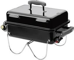 WEBER GRILL Go-Anywhere 1-Burner Portable Propane Gas Grill