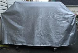 Weber Spirit E-210 Gas Grill Outdoor Waterproof Gray Cover-3