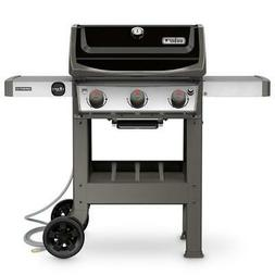 Weber Spirit II E-310 3 burners Natural Gas 44.5 in. H Grill