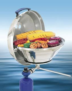 "MAGMA A10-205  MARINE KETTLE GAS GRILL ORIGINAL 15""  HINGED"
