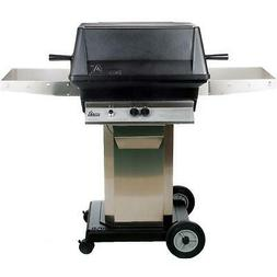 PGS A40 Cast Aluminum Natural Gas Grill On SS Portable Pedes