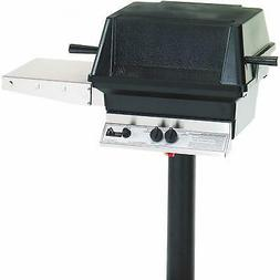 PGS A40 Cast Aluminum Natural Gas Grill On In-Ground Post