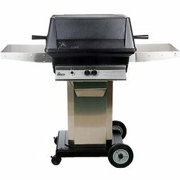 PGS A40 Cast Aluminum Propane Gas Grill/ Stainless Steel Por