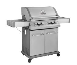 Royal Gourmet BBQ 4-Burner Propane Gas Grill Infrared Stainl