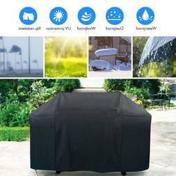"BBQ Grill Cover 27'' 57"" 67'' 74'' Outdoor Heavy Duty UV Gas"