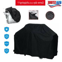 """BBQ Grill Cover 57"""" 67"""" 75""""Gas Barbecue Waterproof Outdoor H"""