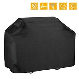 Anglink BBQ Grill Cover, 58 inches Heavy Duty Waterproof Bar