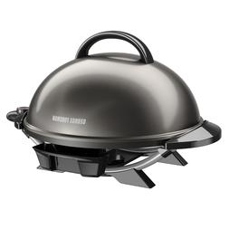 BBQ Grill Electric Non-Stick George Foreman Indoor Outdoor C