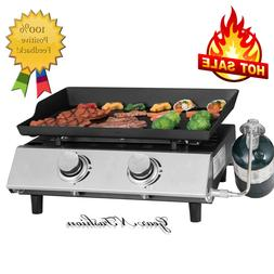 2020 Best BBQ Grill small Propane Gas camping hiking fourth