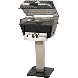 Broilmaster P4-xfn Premium Natural Gas Grill On Stainless St