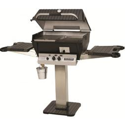Broilmaster Q3x Qrave Natural Gas Grill On Stainless Steel P