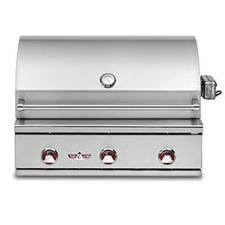 Delta Heat 32 Inch Built-In Natural Gas Grill with Infrared