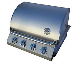 Diamondback Built-In Grill/4 Burner/Propane/LP/Natural Gas/2