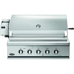 DCS Built-In Traditional Gas Grill with Rotisserie  , 36-Inc
