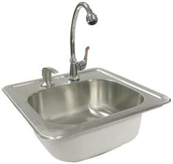 CalFlame BBQ11963-A Sink with Faucet