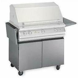 Pgs Cart For Legacy Pacifica 39 Inch Gas Grills