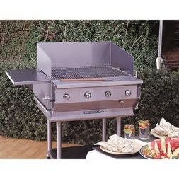 "Bakers Pride CBBQ-30S 30"" Ultimate Outdoor Gas Charbroiler"