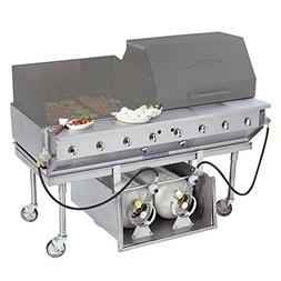 "Bakers Pride CBBQ-60S-CP 60"" Ultimate Outdoor Gas Charbroile"