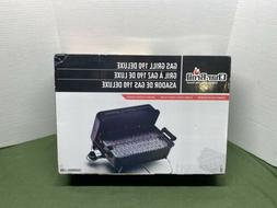 Portable BBQ Gas Grill 190 Deluxe Liquid Propane Smoker Outd