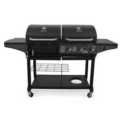 Char-Broil Charcoal and Gas Grill Combo 1010