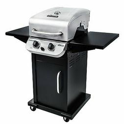char broil performance 2 burner cabinet gas